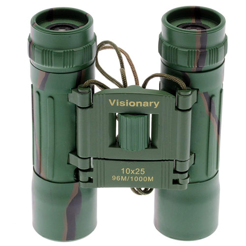 Visionary WETLAND 10x25 Binoculars